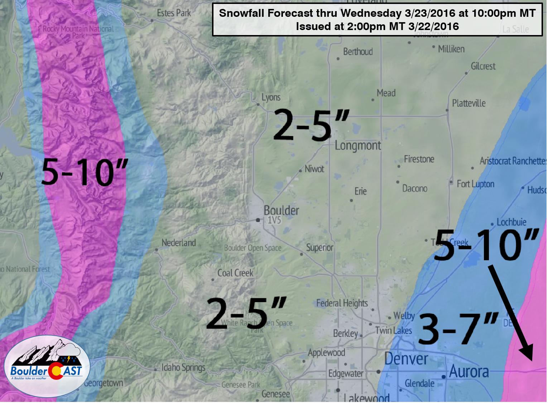 DenveR_Snowfall_Forecast_Mar23_2016