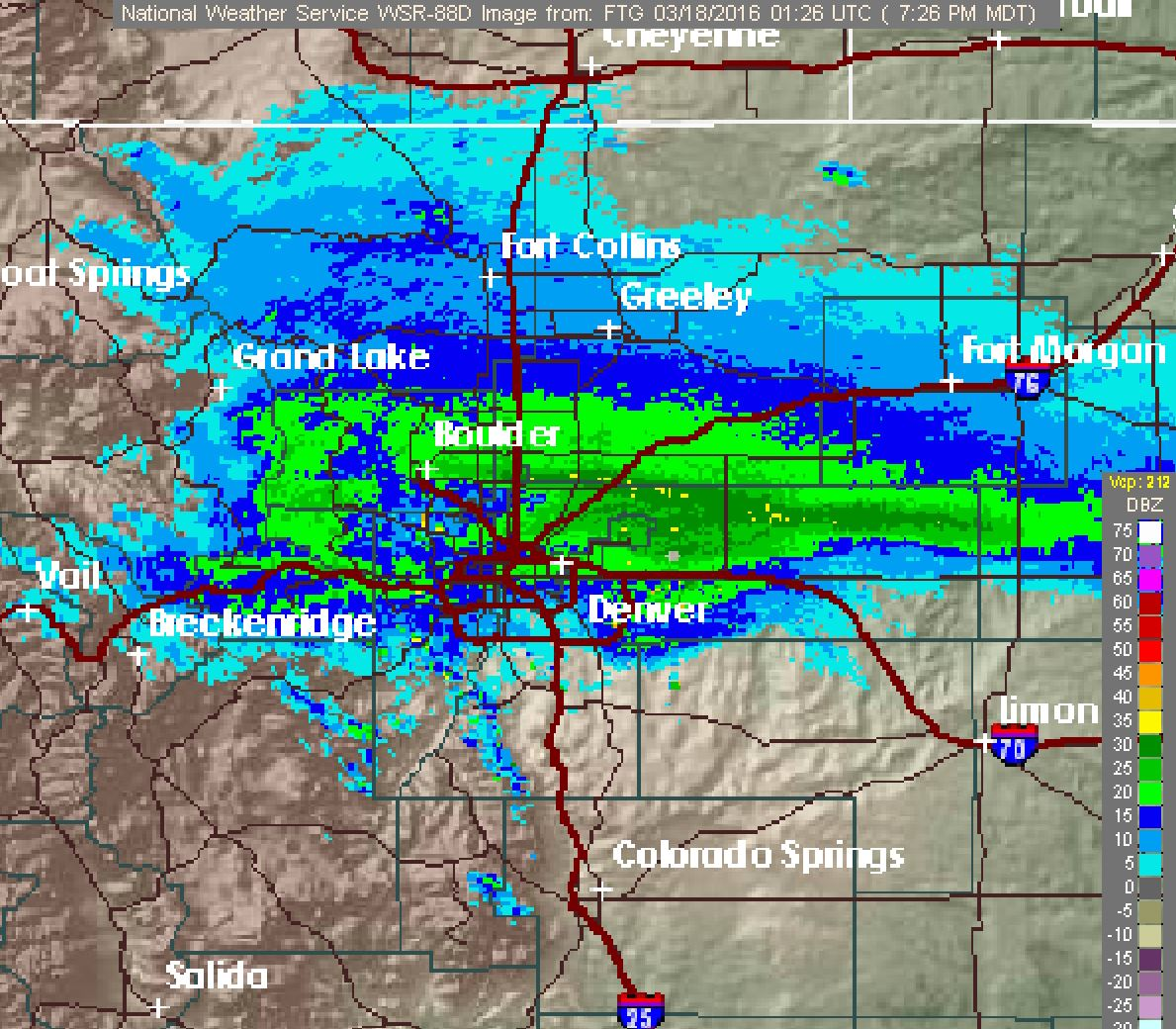 Storm Recap: Snow Totals Are In, Boulder Triples Up Denver