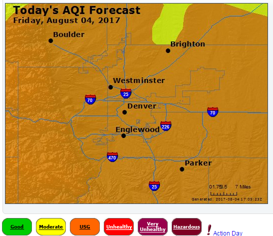 Weekend Outlook: Canadian Fires Bring Poor Air Quality And
